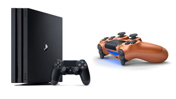 Une PlayStation 4 Pro 2 To arrive au Japon