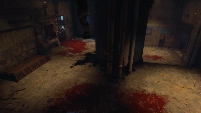 Sang des morts