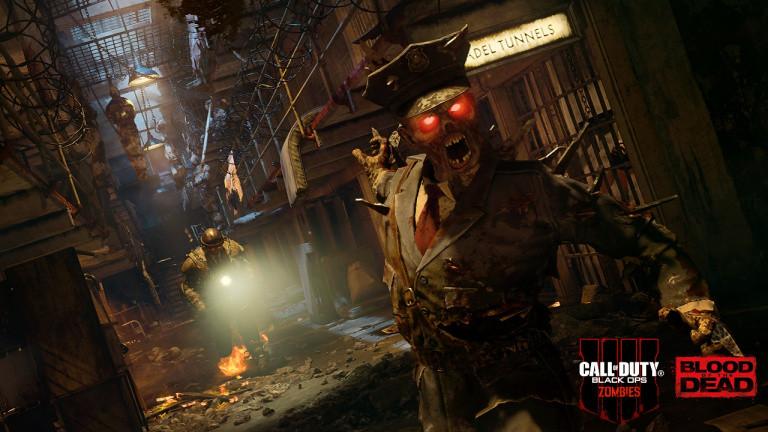 Guide Black Ops 4 Zombies, carte Sang des morts : lieux, atouts, bouclier...