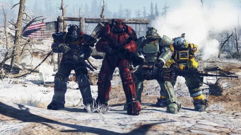 Fallout 76 : coopérer dans les Terres Désolées, bonus et avantages, notre guide