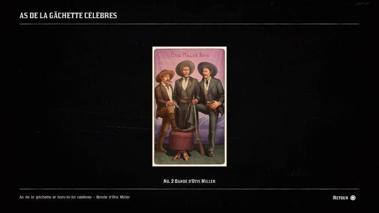 Carte Au Tresor Otis Miller.As De La Gachette Soluce Red Dead Redemption 2 Guide Complet
