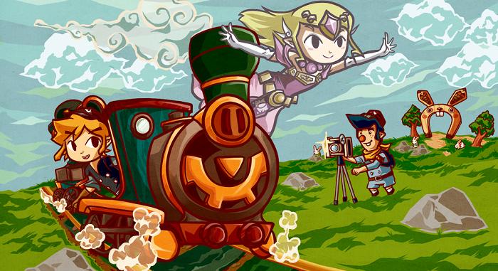 Zelda : Spirit Tracks pourrait arriver sur mobiles