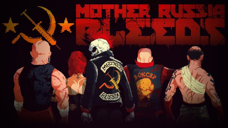 Mother Russia Bleeds arrive sur Switch mi-novembre