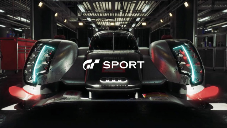 gran turismo sport d taille sa mise jour actualit s. Black Bedroom Furniture Sets. Home Design Ideas