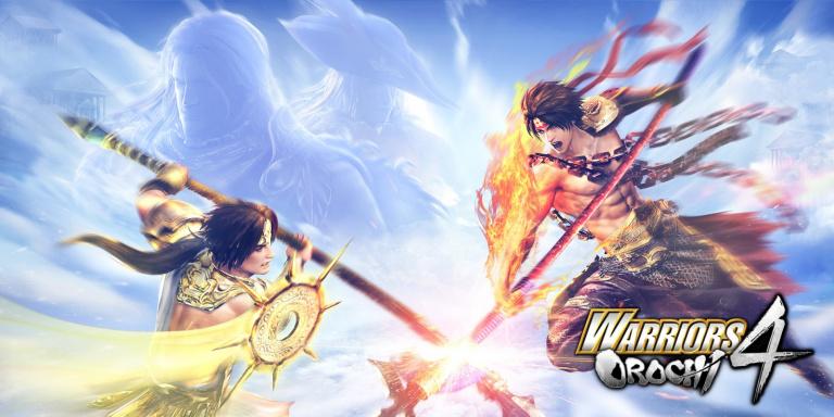 Warriors Orochi 4 : une mise à jour pour célébrer le demi-million d'exemplaires vendus