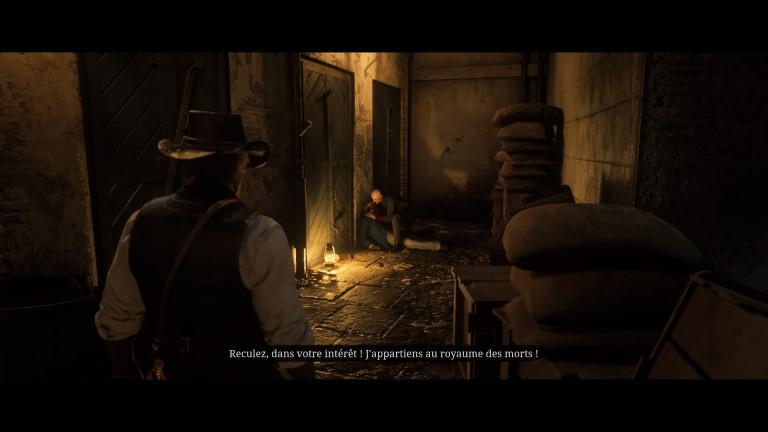 Entretien avec un vampire à Saint Denis