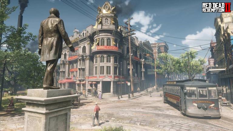 Red Dead Redemption 2 : rencontre sinistre à Saint Denis, comment déclencher le secret terrifiant