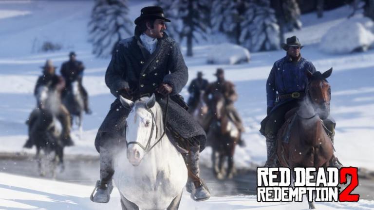 Red Dead Redemption 2 : 17 millions de copies distribuées en huit jours