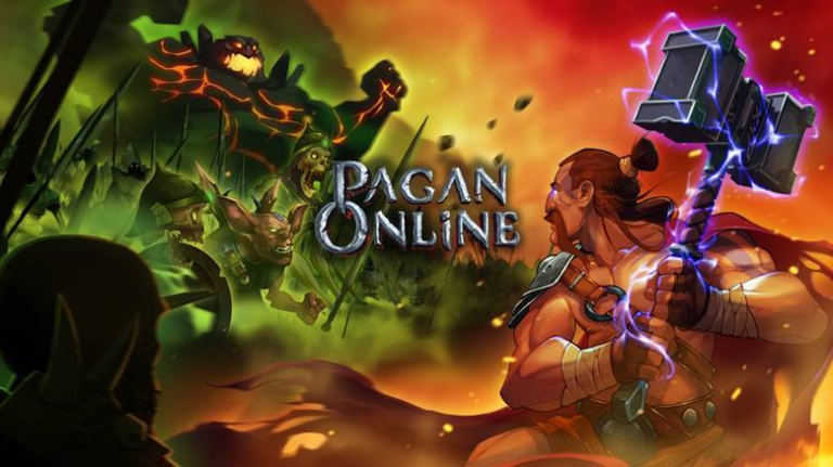 Pagan Online : Wargaming et Mad Head Games se mettent au hack'n slash