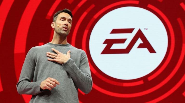 Après avoir quitté EA, Patrick Söderlund fonde un studio avec l'aide de Nexon