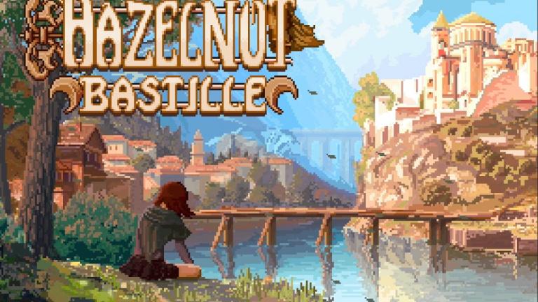 Hazelnut Bastille : Le Zelda-like 2D valide sa campagne Kickstarter
