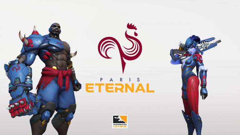 Overwatch : L'équipe parisienne dévoile son nom et ses skins