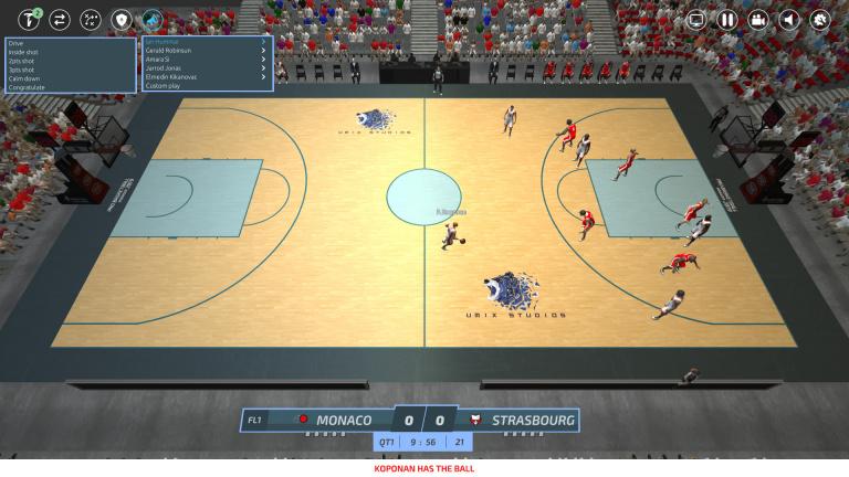 Pro Basketball Manager 2019 sortira dans quelques jours sur PC et Mac
