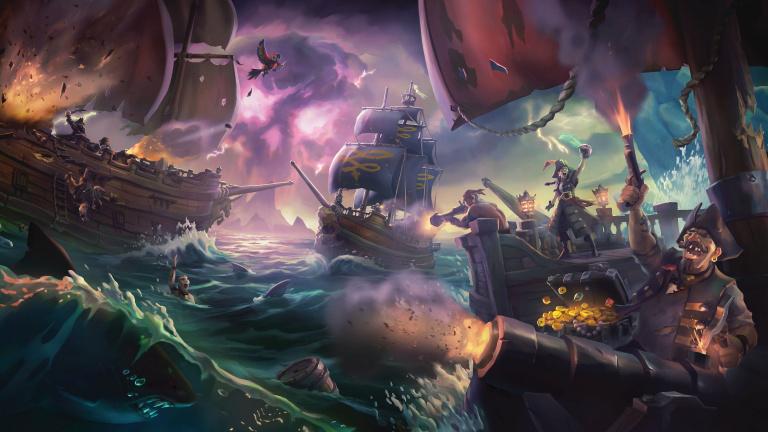 X018: Xbox dévoile The Arena, le mode PvP de Sea of Thieves