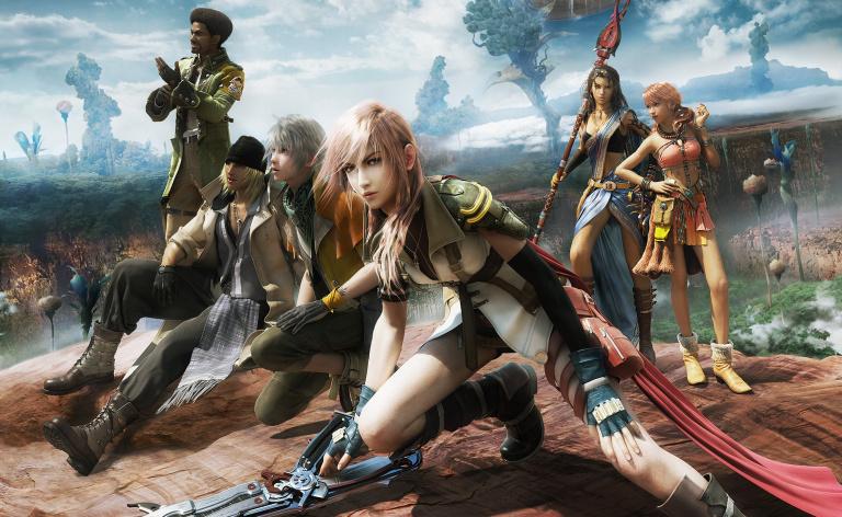 X018: Une fournée de Final Fantasy pour la rétro-compatibilité de la Xbox One