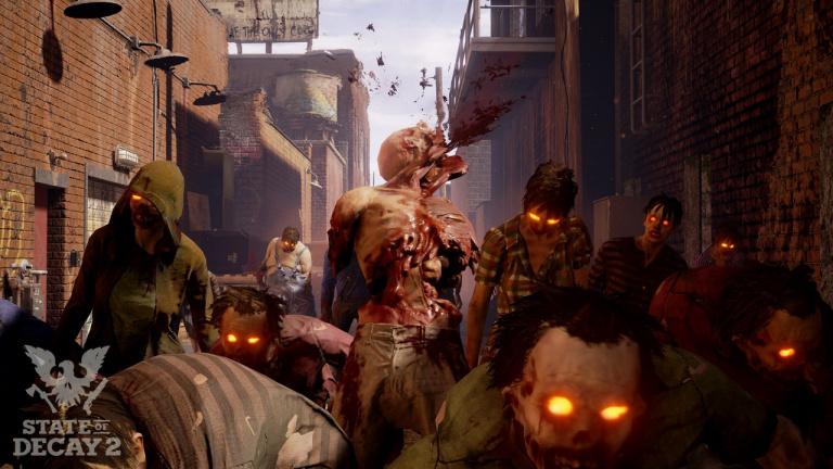 X018 : State of Decay 2 atteint les 4 millions de joueurs