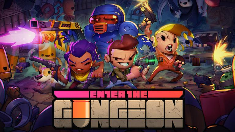 Le studio Dodge Roll (Enter the Gungeon) évoque son prochain projet