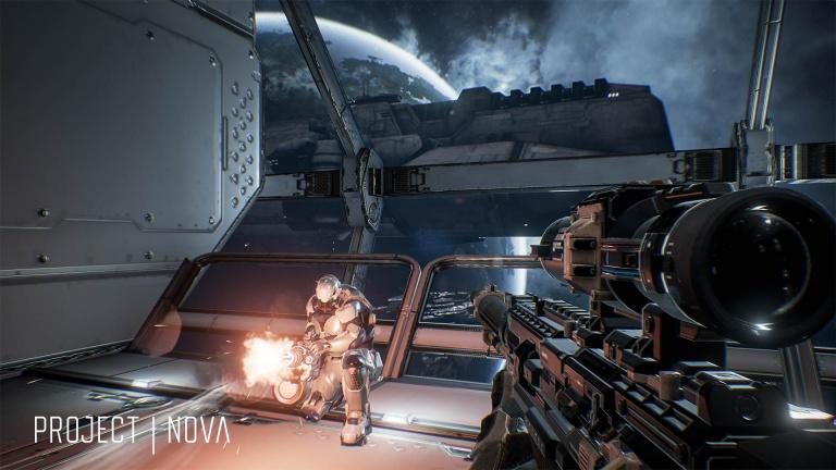 Project Nova sera un FPS tactique