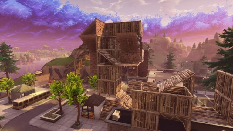 constructions Fortnite