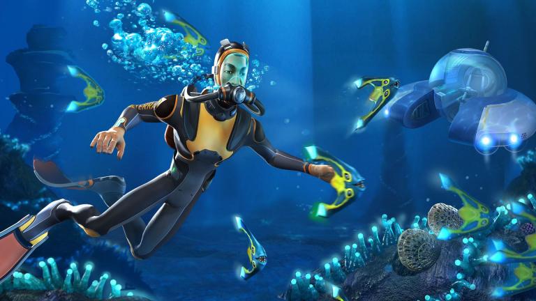 Subnautica sortira de l'eau le 4 décembre sur PS4 et Xbox One