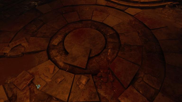 L'histoire de Remus sur la carte IX