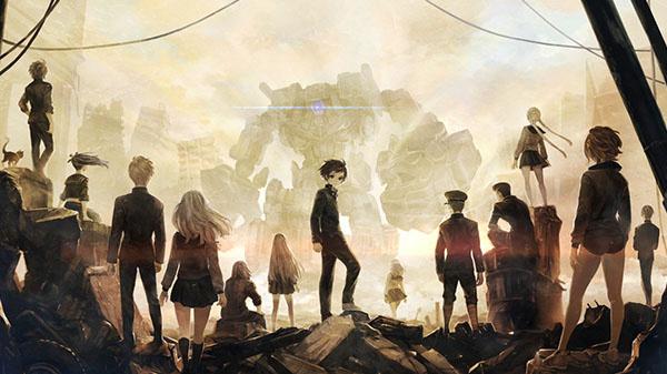 13 Sentinels : Aegis Rim - le prochain Vanillaware repoussé sur PS4, annulé sur PS Vita