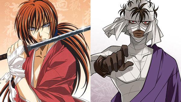 Jump Force : Himura Kenshin et Shishio Makoto de la partie