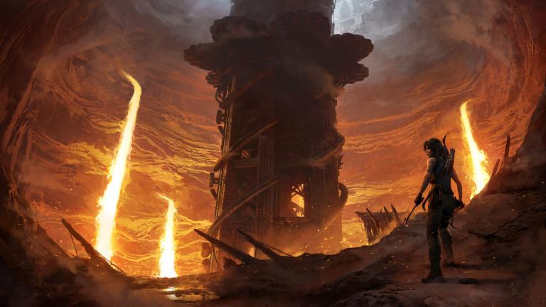 Shadow of the Tomb Raider, guide DLC The Forge : soluce de la mission et du nouveau tombeau