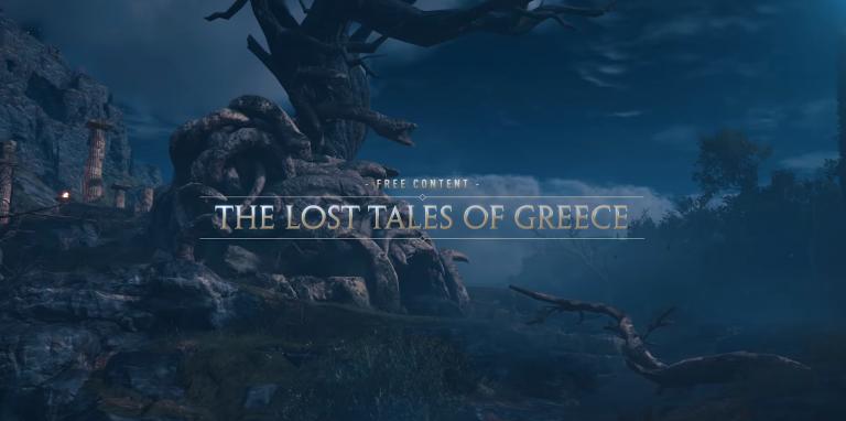 """Assassin's Creed Odyssey, DLC gratuit Contes perdus de la Grèce : """"Intervention divine"""", notre guide"""