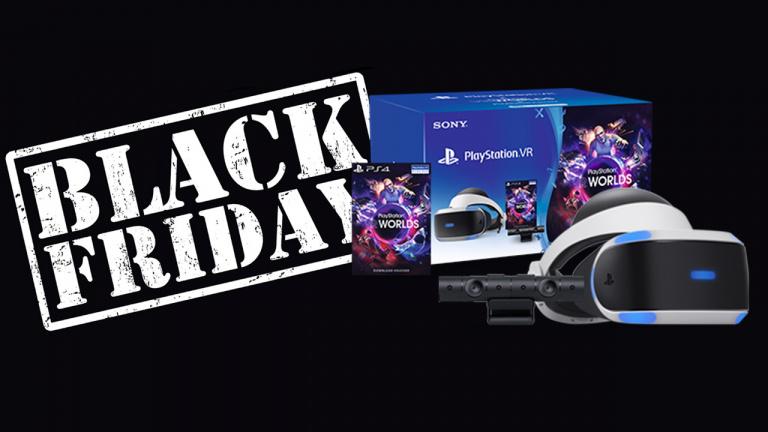 Black Friday : Le PlayStation VR et VR Worlds à 199.99€