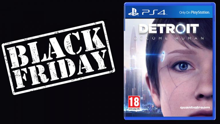 Black Friday : Detroit Become Human à 19.99€