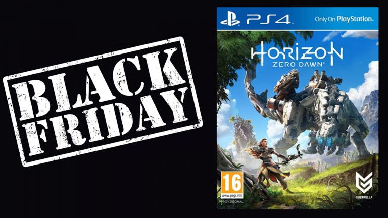 Black Friday : Horizon Zero Dawn Complete Edition à 29.99€ sur PS4