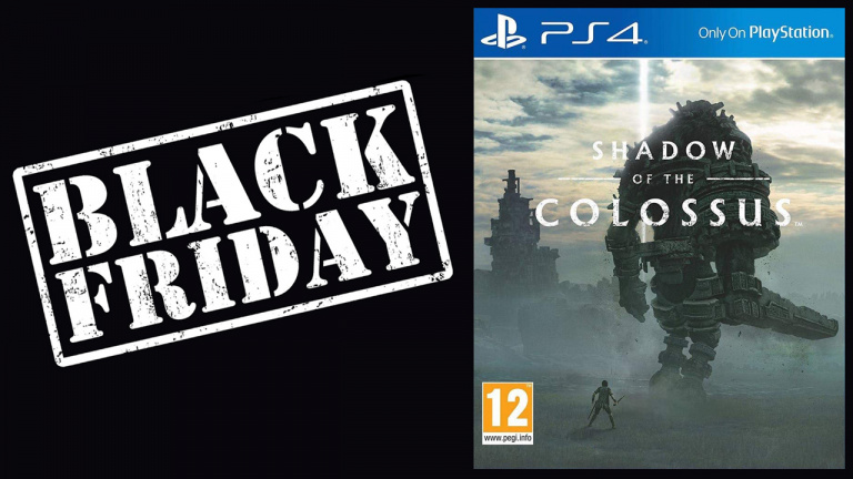Black Friday : Shadow of the Colossus à 19.79€ sur PS4