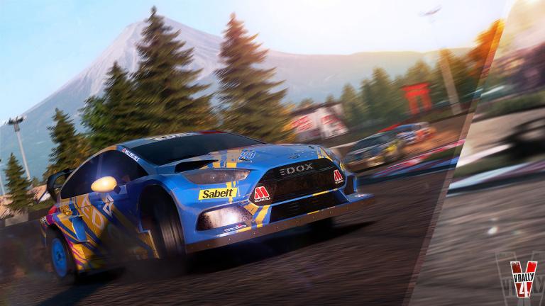 V-Rally 4 prendra la route le 13 décembre sur Nintendo Switch