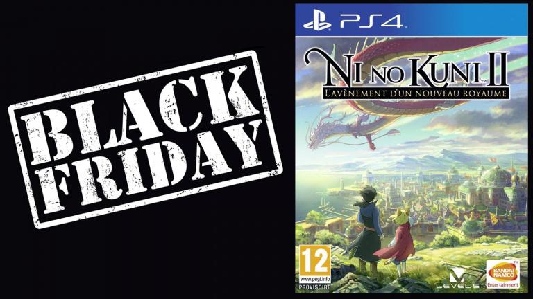 Black Friday : Ni No Kuni 2 à ~30€ sur PC et PS4