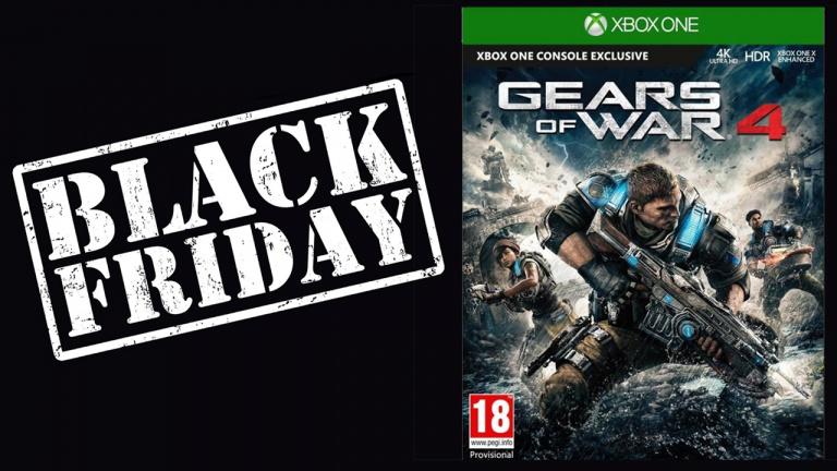 Black Friday : Gears of War 4 à 9.99€