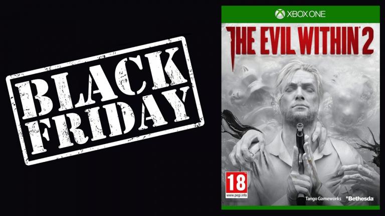 Black Friday : The Evil Within 2 à moins de 15€