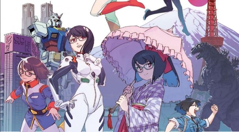 Manga Tokyo : L'exposition qui explore les liens entre la ville et les ouvrages