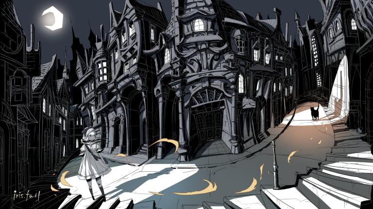 Iris.Fall : l'aventure en clair-obscur sera mise en lumière le 7 décembre