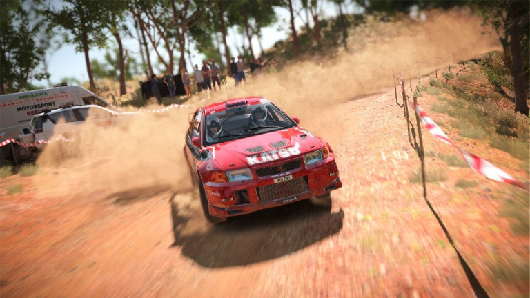 DiRT 4 à l'affiche du nouvel Humble Bundle