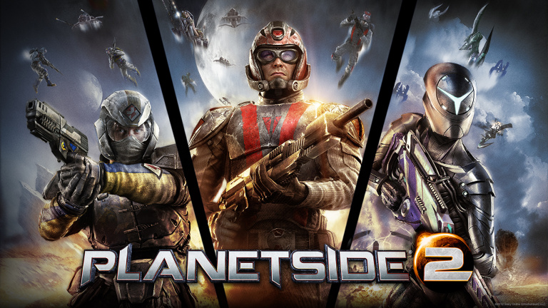 PlanetSide 2 fête son anniversaire avec une nouvelle unité