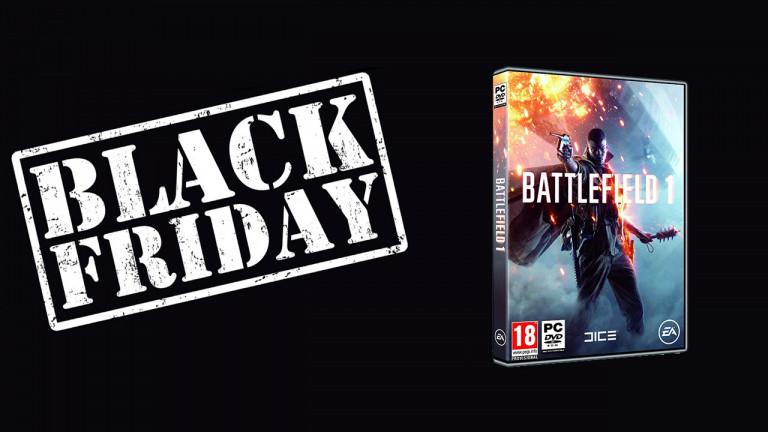 Black Friday : Battlefield 1 à moins de 5€ sur PC