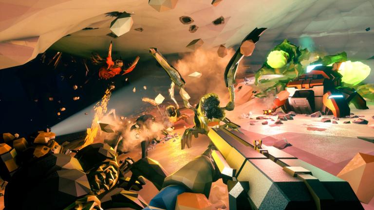 Deep Rock Galactic : 8 nouvelles armes en novembre