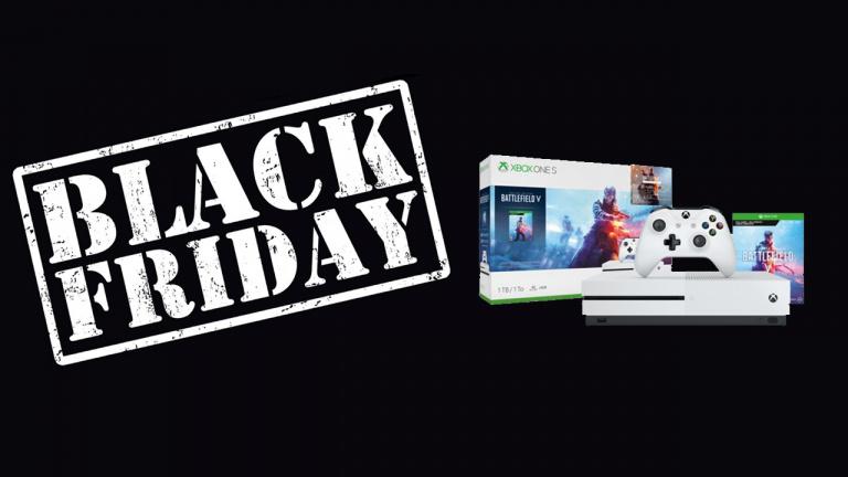 Black Friday : La One S 1To avec 4 jeux récents pour 310€