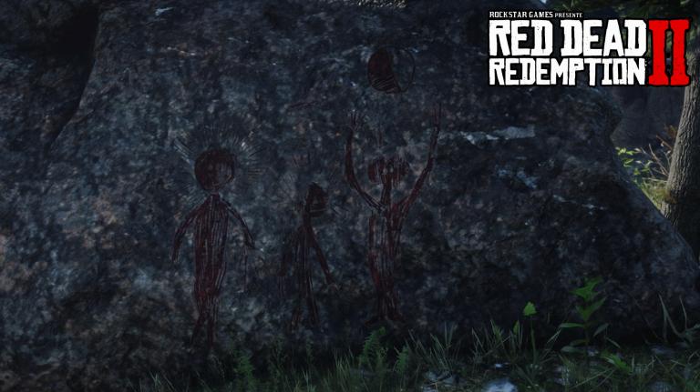 Red Dead Redemption 2 : un 2e OVNI dans le ciel, une invasion alien en vue ?