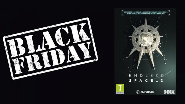 Black Friday : L'excellent Endless Space 2 à moins de 14€