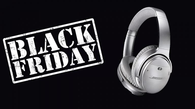 Black Friday Le Casque Bose Bluetooth Qc35 à 34 Actualités