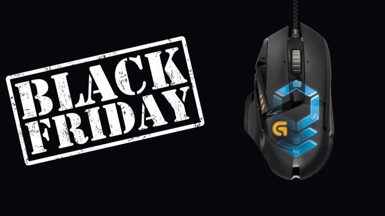 Black Friday : Souris Gaming Logitech Proteus Spectrum à 42,90 €