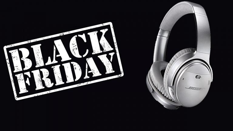 Black Friday : Casque QuietComfort 35 à 249,99€