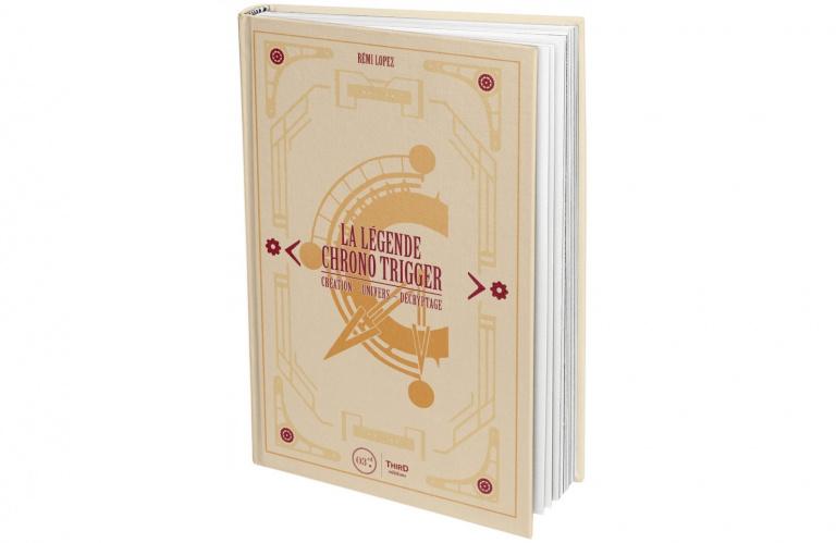 Chrono Trigger : La légende racontée chez Third Editions